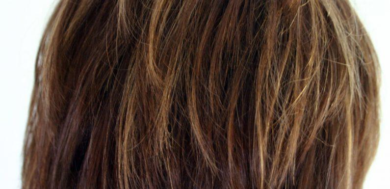 Kondycja włosów po zabiegu keratynowego prostowania